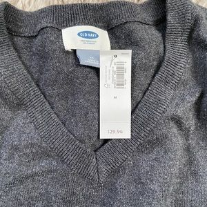 Old Navy Sweaters - NWT Dark Gray Sweater